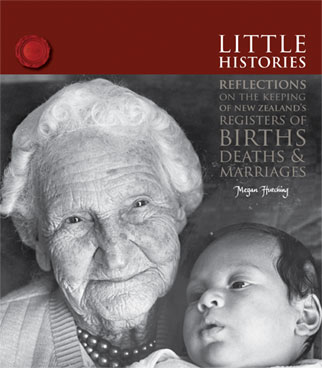 Cover image for 'Little Histories'