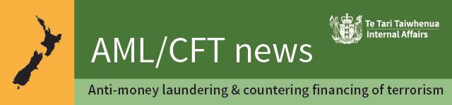 AML-CFT-News - dia govt nz