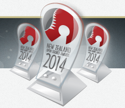 New Zealand Open Source Awards 2014