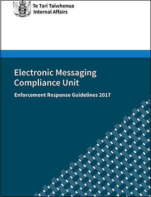 Thumbnail image of the 'EMCU Enforcement Guidelines 2017' cover