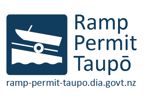 Link to Lake Taupō boat ramp e-Permit