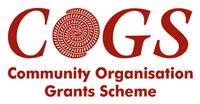 Community Organisation Grants Scheme (COGS) logo