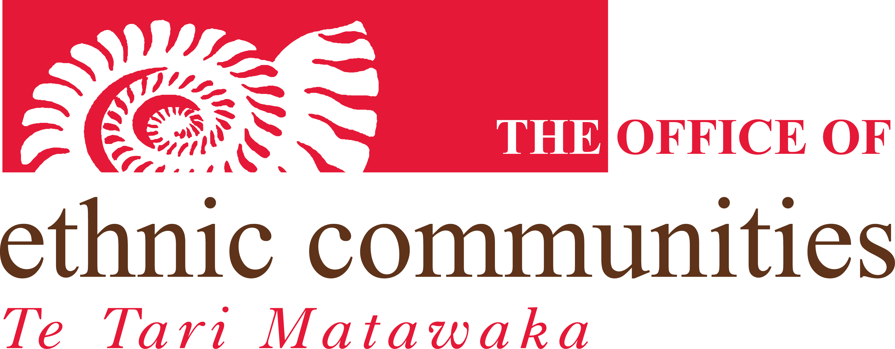Ethnic Communities logo