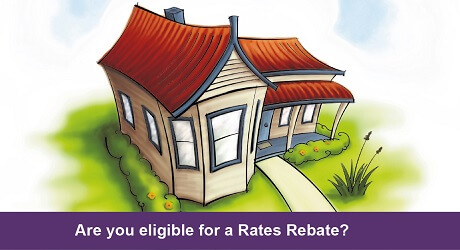 Are you eligible for a Rates Rebate?